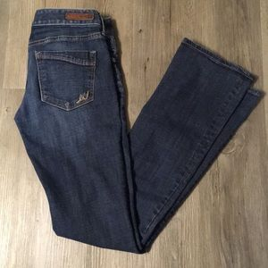 """Express """"Barely Boot"""" Stella Low Rise Jeans!"""